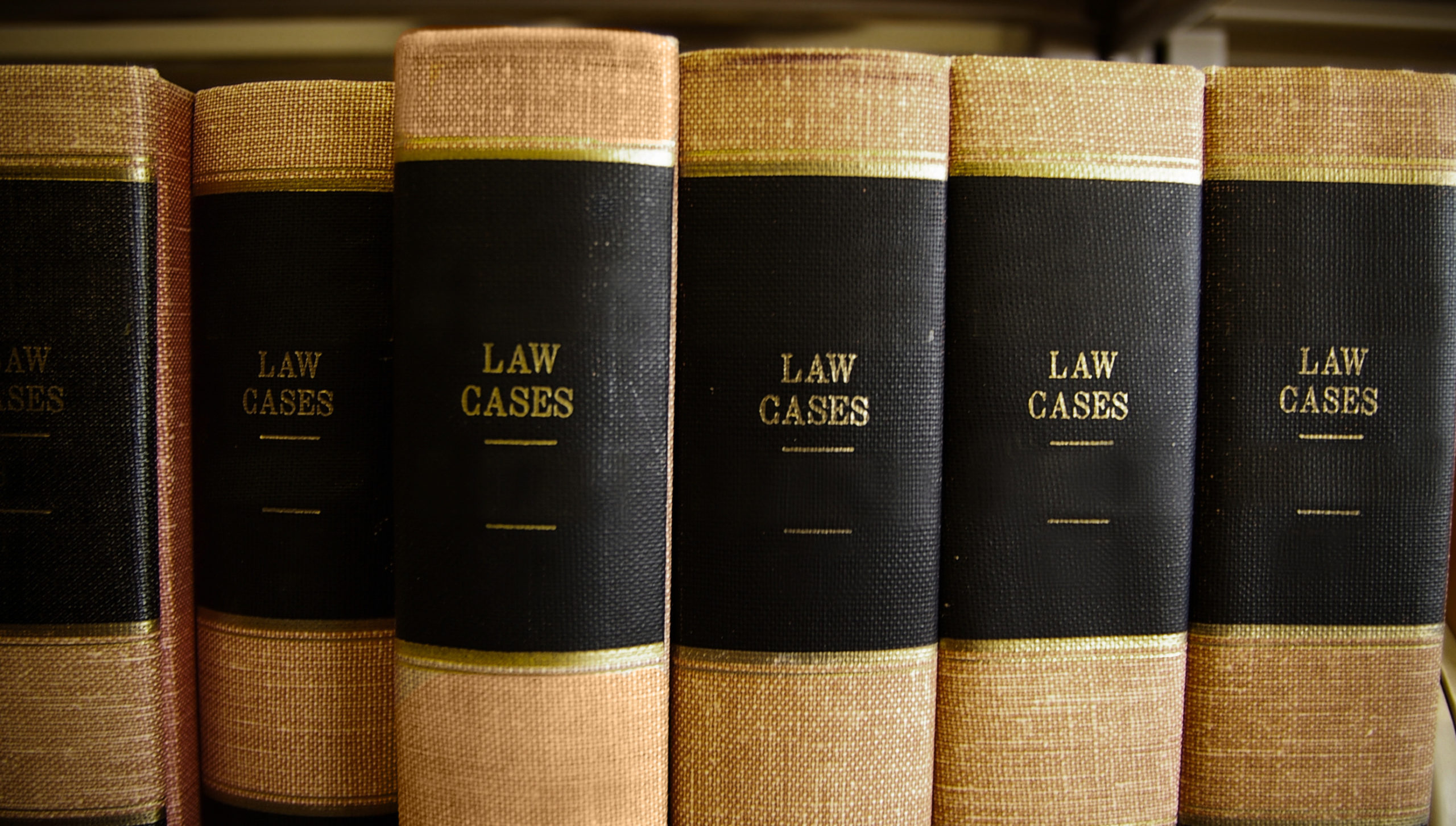 Blog - Law books in a row